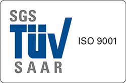 Zertifizierung nach DIN EN ISO 9001:2015